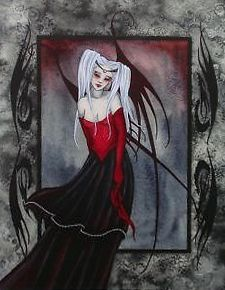 Amy Brown Dark Francies II