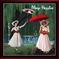 Mary Poppins Disneybound