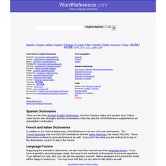 WordReference useful dictionary :)