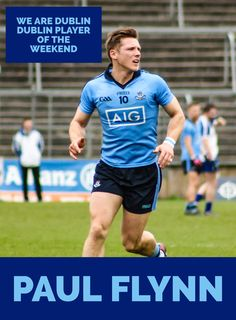 WE ARE DUBLIN GAA, DUBLIN PLAYER OF THE WEEKEND | We Are Dublin GAA Football Final, Men's Football, Play S, Dublin, Finals, Ireland, Running, Sports, How To Make