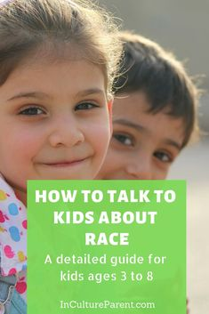Resouces, tools and book recommendations for how to talk to young kids about race. Parenting Issues, Parenting Advice, Kids And Parenting, Teen Fiction Books, Teen Books, Ya Books, Social Skills For Kids, How To Teach Kids, Toddler Books