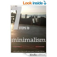 #Lifehacking solutions with a #minimalist mindset #FREE book until April 14. If you don't own a #Kindle you can download the free kinlde app on your phone, tablet or laptop and start reading all the books instantly. :)