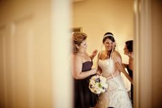 Book a Two Bedroom Villa for you and your bridal party to get all dolled up in