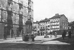 Plaza del Consejo 1910
