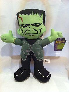 Frankenstein 14 Universal Monsters Plush @ niftywarehouse.com #NiftyWarehouse #Frankenstein #Halloween #Horror #HorrorMovies #ClassicHorror #Movies