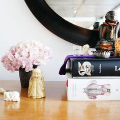 Easy Home Decorating Ideas: 9 Tips For Your Best Tabletop Vignettes Yet