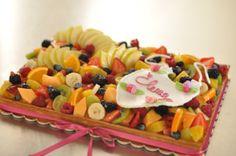 Crostata di frutta fresca!!! www.pasticceriamartiniflavio.it