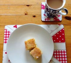 Lemon Drizzle Cake Recipe on What Lauren Ate