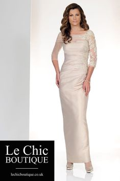 Mother of the Bride or Mother of the Groom dress by designer Irresistible (Style No. IR1275) - mother-bride.com