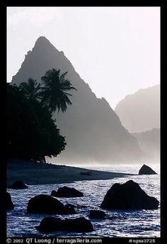 American Samoa, early morning