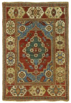 Turkish Transylvanian Rug