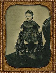 Antique Photo Album: Tintype by Antique Photo Album, via Flickr