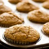 Healthy Pumpkin muffins from JillianMichaels.com