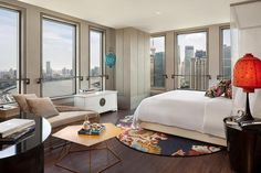 Photo premier bund pudong view room.JPG
