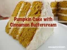 Pumpkin spice cupcakes, Spice cupcakes and Pumpkin spice on Pinterest