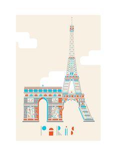 Paris by Philippe Nicolas