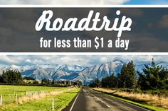 Dreaming of a USA road trip? See how you can drive across America in an RV FOR LESS THAN $1 A DAY!