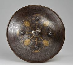 A shield, Persia, ca 18th century.