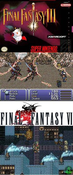 Steam account & Internet connection required to activate game.The highly rated and widely popular sixth instalment of the legendary FINAL FANTASY series comes to PC! Final Fantasy Vi, Fantasy Series, Super Nintendo, Earth Defense Force 5, Classic Rpg, Video Game Reviews, Classic Video Games, Epic Story, Retro Gamer