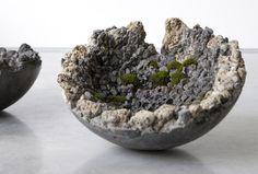 Untitled (slag bowl II) by Jamie North at Sarah Cottier Gallery | Ocula
