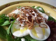 Basque Salad - dressing sounds good