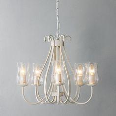 Buy John Lewis Esma Ceiling Light, 5 Arm Online at johnlewis.com