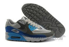 http://www.nikeriftshoes.com/nike-air-max-90-hyperfuse-womens-blue-grey-for-sale-sefzw.html NIKE AIR MAX 90 HYPERFUSE WOMENS BLUE GREY FOR SALE SEFZW Only $74.00 , Free Shipping!
