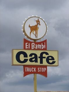 El Bambi Cafe by Blacksmith369, via Flickr