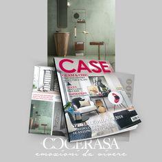 Case Design e Stili- Aprile 2018 #press #magazine #advertising #bathroom #design #interiordesign #bagno #arredobagno #home #casa