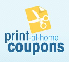 Stay at home spend 15-20 minutes to organize and print out your favorite items and save hundreds