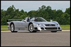 Mercedes CLK-GTR Roadster coming to Mecum Auctions