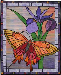 Bayou Butterfly | Nancy Rink Designs  http://www.nancyrinkdesigns.com/gallery/101-bayou-butterfly.html