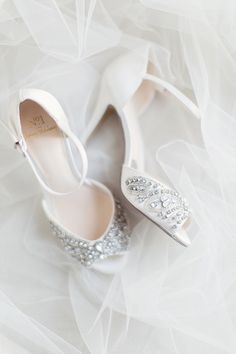 Featured Photographer: Craig & Eva Sanders Photography; Wedding Shoes idea