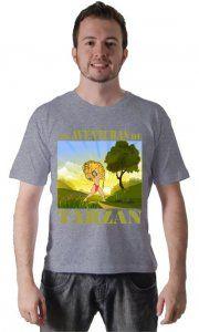 Camiseta Tarzan Em Ação