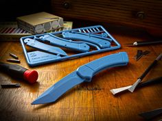 Plastic Knife Kits