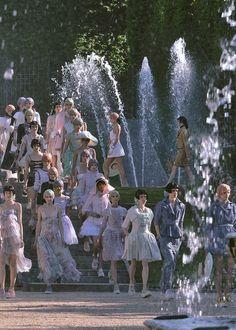 seensense:    Chanel cruise 2013, finalé