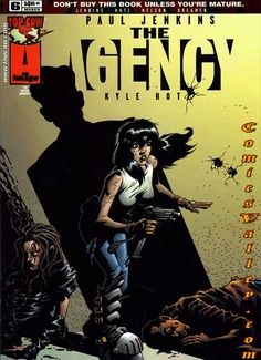 Top Cow The Agency 6 Free Download