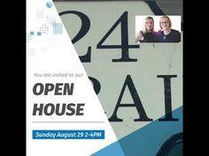 You Are Invited, Open House, Real Estate, Invitations, Real Estates, Save The Date Invitations, Shower Invitation, Invitation
