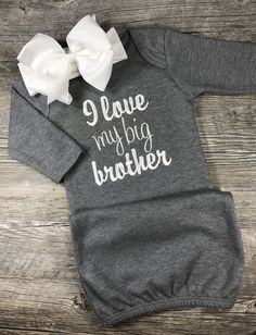 Someday I will Demand A Brother Baby Outfit Baby Sweater /& Baby Joggers Baby Gift Set SR Baby Clothing Outfit