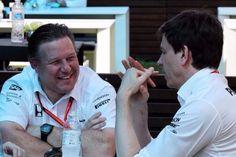 メルセデス、マクラーレンと契約締結済との噂を否定  [F1 / Formula 1]