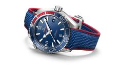 """OMEGA Watches: The OMEGA """"PyeongChang 2018"""" Collection"""