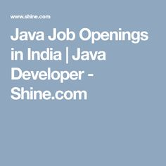 java developer roles and responsibilities