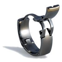 Men's Active Wedding Rings- Justy really likes these since he plays Frisbee
