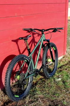The Sexiest AM/FR/Enduro Hardtail Thread (Please read the opening post) - Page 2036 - Pinkbike Forum