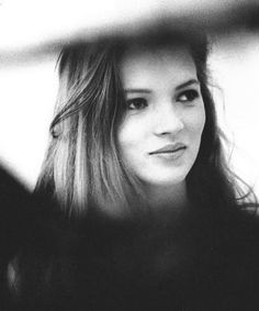 #Beauty #favorites by Merel Zoet - http://merelzoet.com: Kate Moss by Jamie Morgan