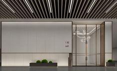 Facade Design, Door Design, Wall Design, Basement Entrance, Office Entrance, Elevator Lobby Design, Public Space Design, Hotel Lobby, Lobby Lounge