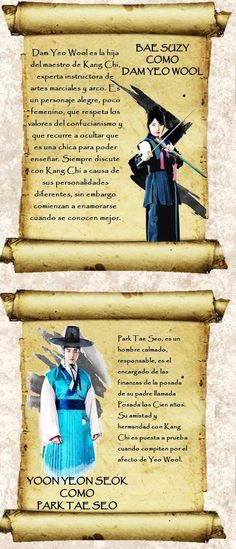El Libro Secreto de la Familia Gu Episodio 20 - 구가의 서 - Vea capítulos completos gratis con subs en Español - Corea del Sur - Series de TV - Viki#
