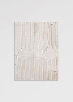 Wall of Art - Konstnärligt Art Print av Ida Vikfors - Mönster Textured Canvas Art, Diy Canvas Art, Texture Art, Texture Painting, Painting Inspiration, Art Inspo, Plaster Art, Minimalist Art, Diy Art