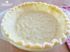 The Country Cook: Wham Bam Pie Crust - tried this today and it's in the oven now. I always use Grandma's pie crust recipe, but if this one is tasty, I'll use it when I need a quick crust. Easy Pie Crust, Pie Crust Recipes, Pie Crusts, Just Desserts, Delicious Desserts, Yummy Food, Fall Desserts, Pie Dessert, Dessert Recipes
