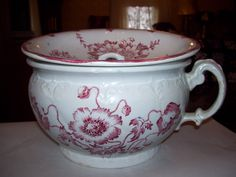 chamber pots - Bing Images